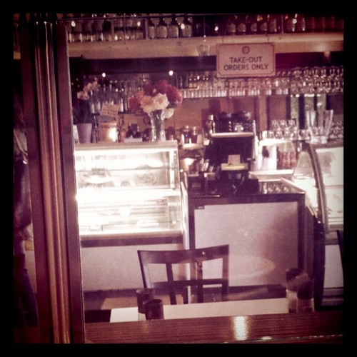counter at porta via