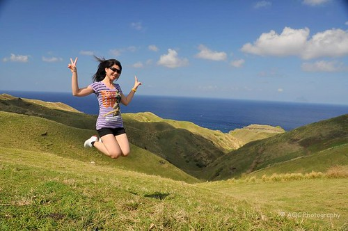 Jump for Joy in Batanes