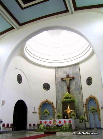 Mt Carmel Church Altar