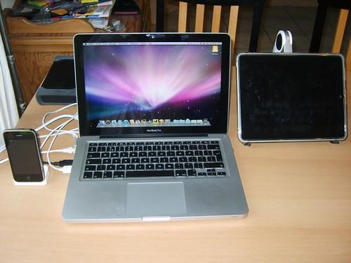 Apple Opstelling
