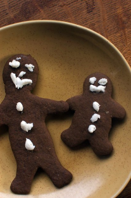 gingerbread men I