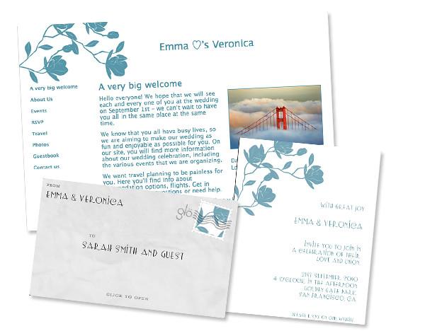 7 Reasons to Consider Email Wedding Invitations - Polka Dot Bride