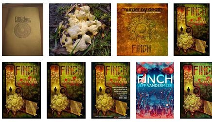 finch covers