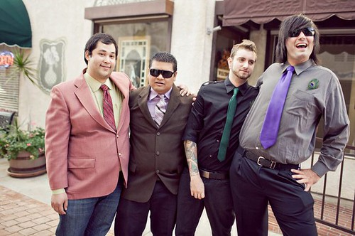 Sam, Danny, Graham and Shawn.
