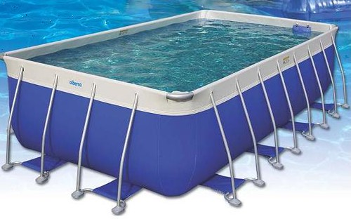 Piscinas desmontables piscinas armables blogicasa for Piscinas de plastico desmontables