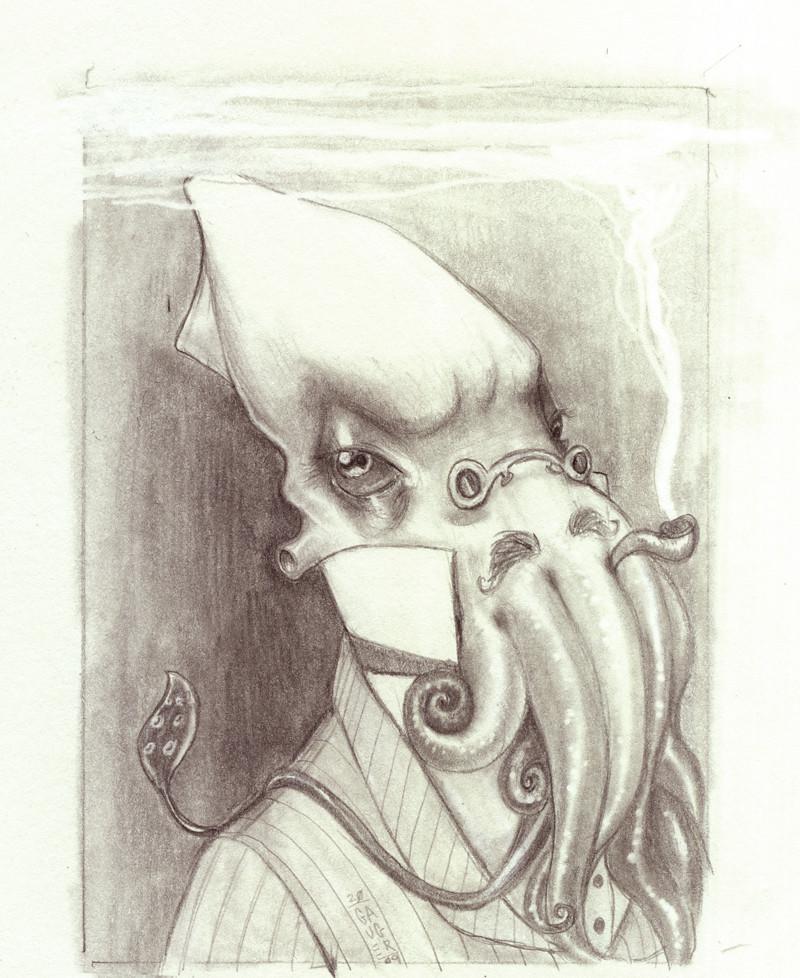 Gentleman Squid