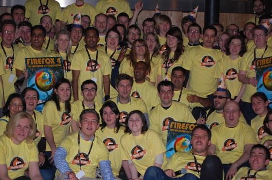 Team Firefox UK