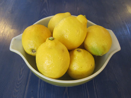 Eight Lemons