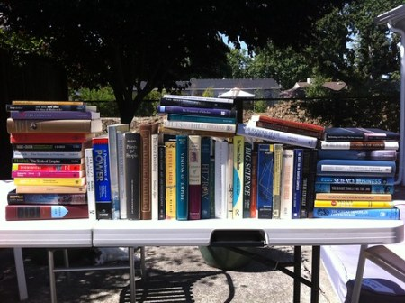 Books to give away