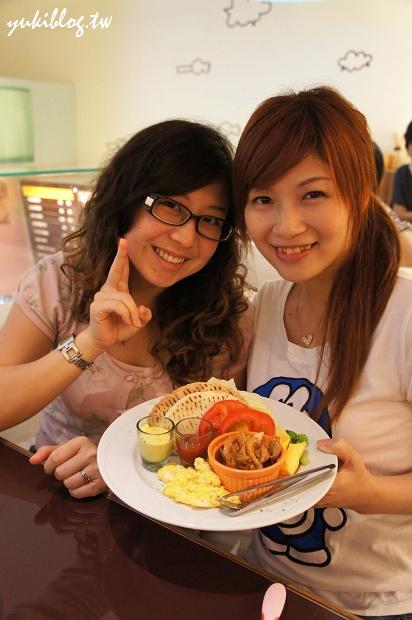 [三峽 遊]*奧斯汀cafe‧氣氛佳餐點又便宜喔!   Yukis Life by yukiblog.tw