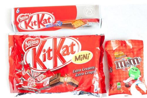 DiGrátis: Vai uns KitKats aí?