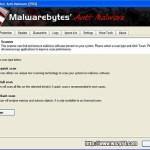 Malwarebytes' Anti-Malware 1.50
