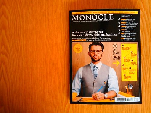 MONOCLE - Issue 40