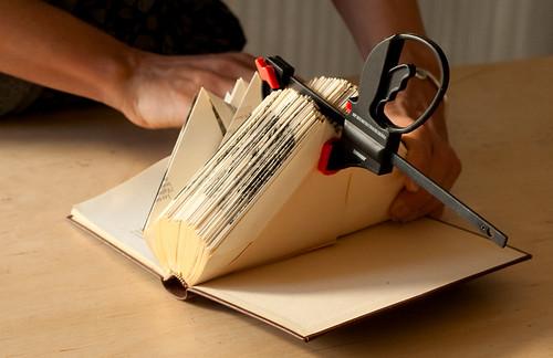 Altered book workshop-8