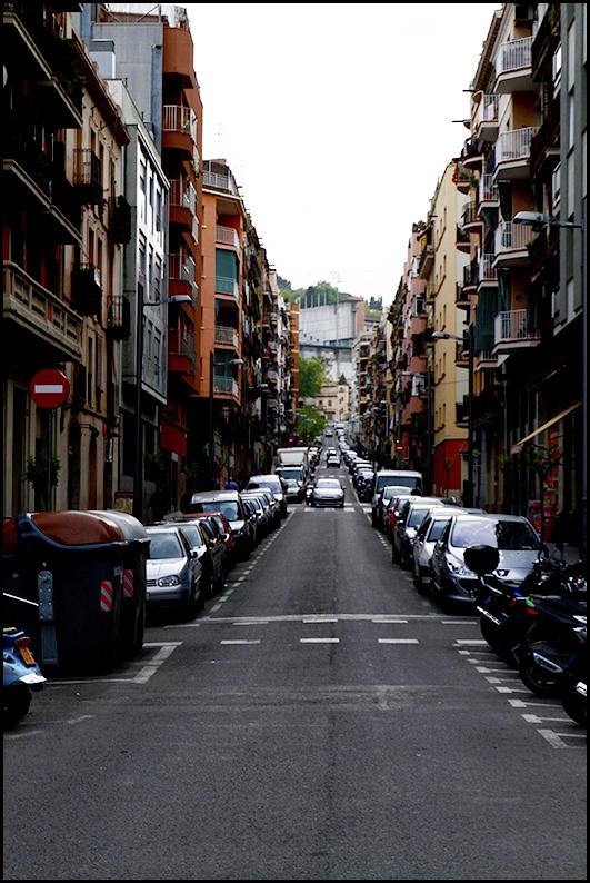 Alley - Paral-lel, Barcelona 2011