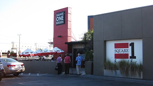 square one burgers