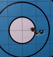 Out of the box accuracy of the Tikka T3