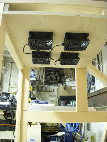 What 100+ Year Old House Doesn\u0027t Have a DIY Server Rack? - Old Town Home