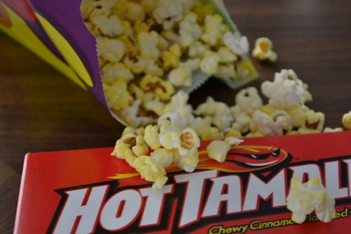 Popcorn and Hot Tamales