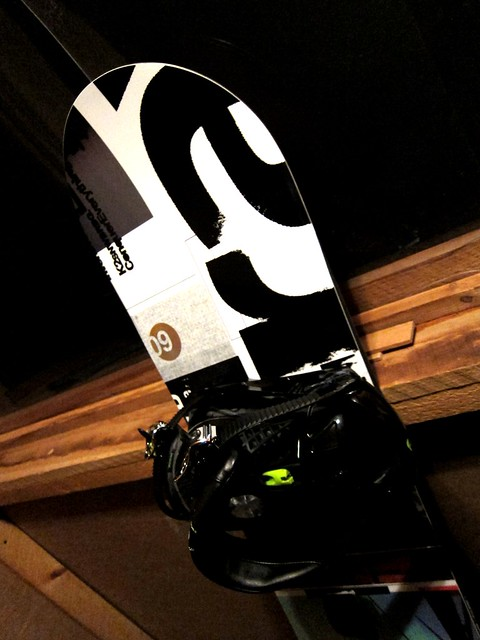 My New Snowboarding Gear