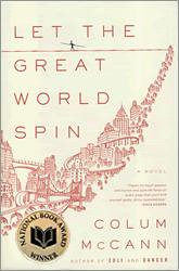 let the great world spin novel