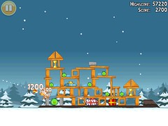 Angry Birds Seasons HD 3