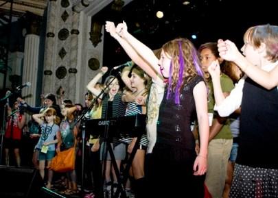 Girls Rock! Chicago METRO 146 By Amanda Barbato August 2010