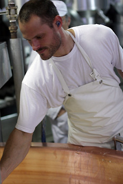 cheesemaker testing