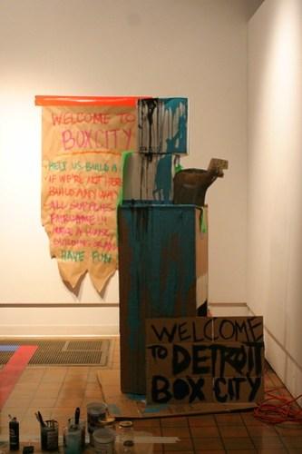 Detroit BOX CITY