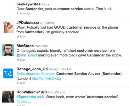 Poor customer service means more complaints on social media study