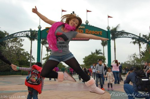 Hong Kong Disneyland 2011 Day 2 058