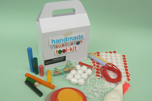 Handmade visualization toolkit
