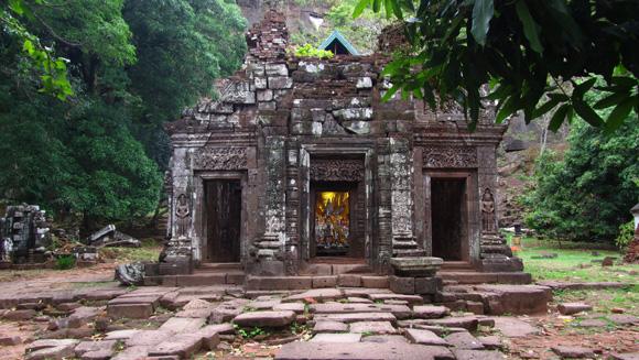 Wat Phu in Laos