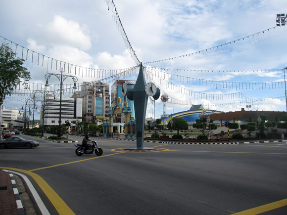 Streets of Brunei