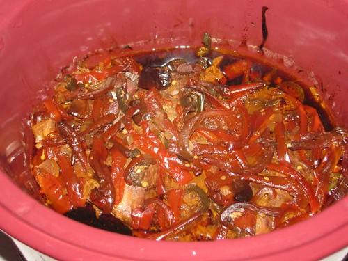 Slow Cooker Thai Pork Stew