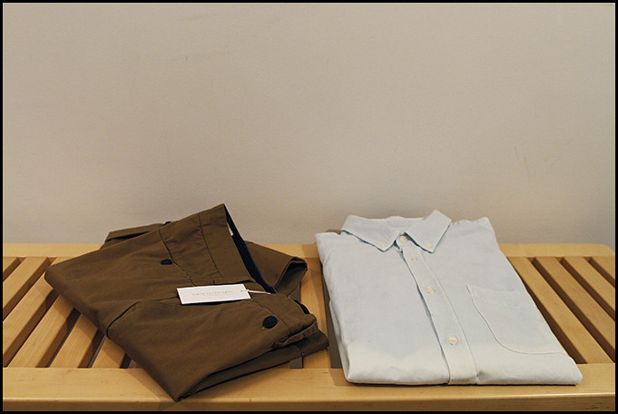 These Glory Days Chinos and Shirt from Carlings, Helsinki