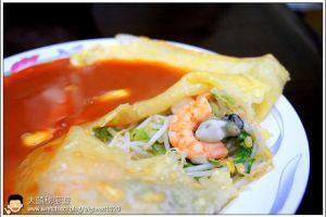 [嘉義]東區 東石海產小吃店(蚵仔煎)