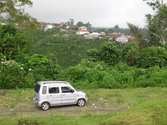 Suzuki SUV Bali