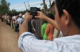 Shooting with Kodak Zi8, Cambodia 2010