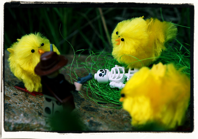 Indiana Jones and the Man-Eating Chicks