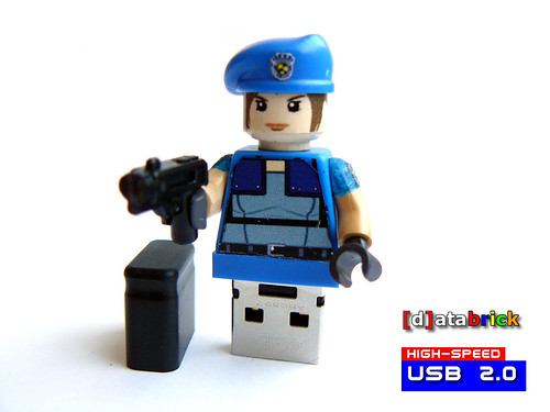 Japan fund campain usb minifig Nr 2