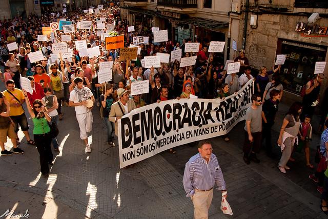 #19JMani Pontevedra - Praza da Peregrina 1