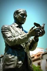 Federico García Lorca Statue, Madrid