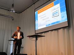 Oliver Gronau präsentiert einen Überblick über die Neuerungen der Office-365-Suite.