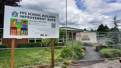 School Bond Improvements at Lewis