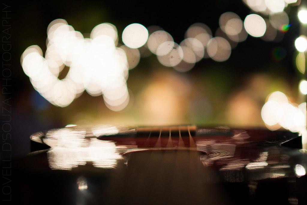 Bokeh + Guitar