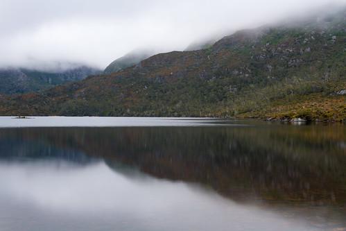 Foggy Dove Lake