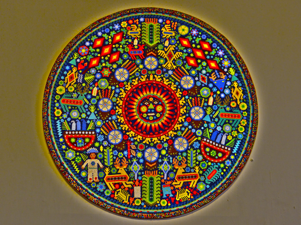 Arte Huichol Sayulita The World S Newest Photos Of Art And Huichol Flickr Hive Mind