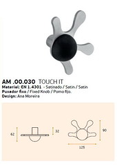AM.00.030 TOUCH IT