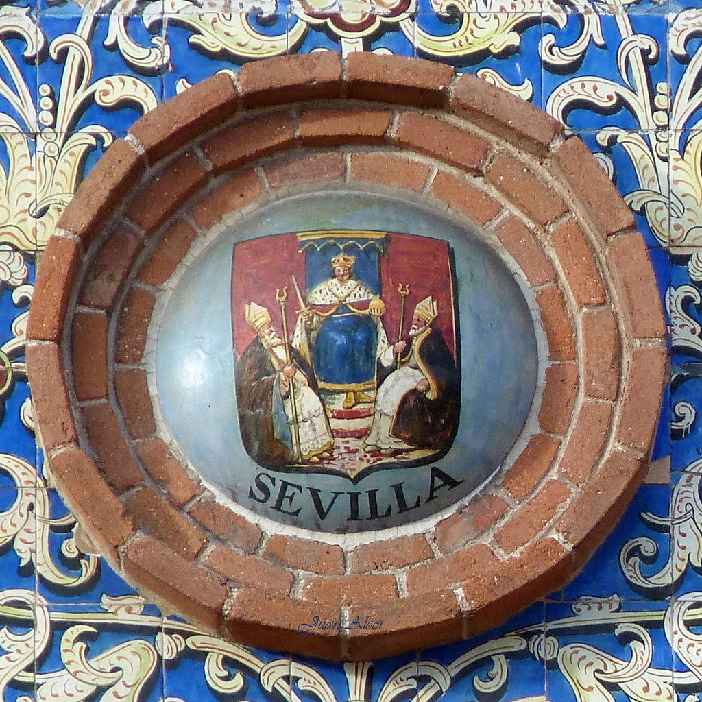 Azulejos Sevilla The World S Most Recently Posted Photos Of Escudo And Sevilla